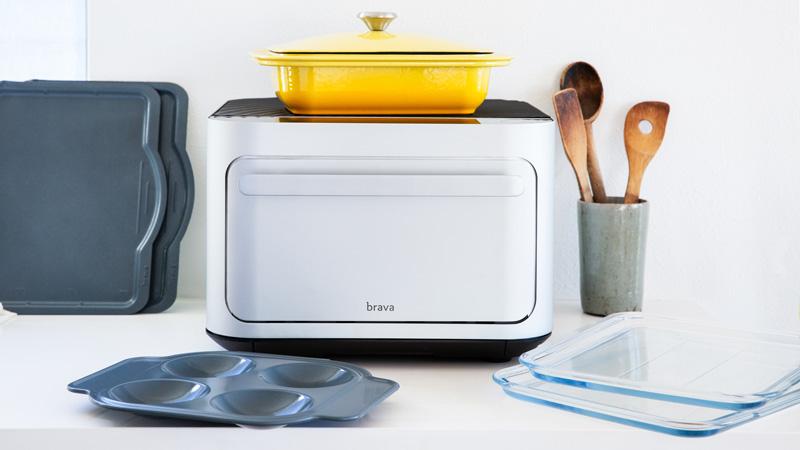 Explore The Best Smart Countertop Oven | Brava Home