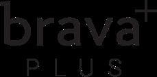 Brava Plus logo