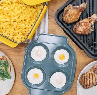 Brava Savory Cookware Set