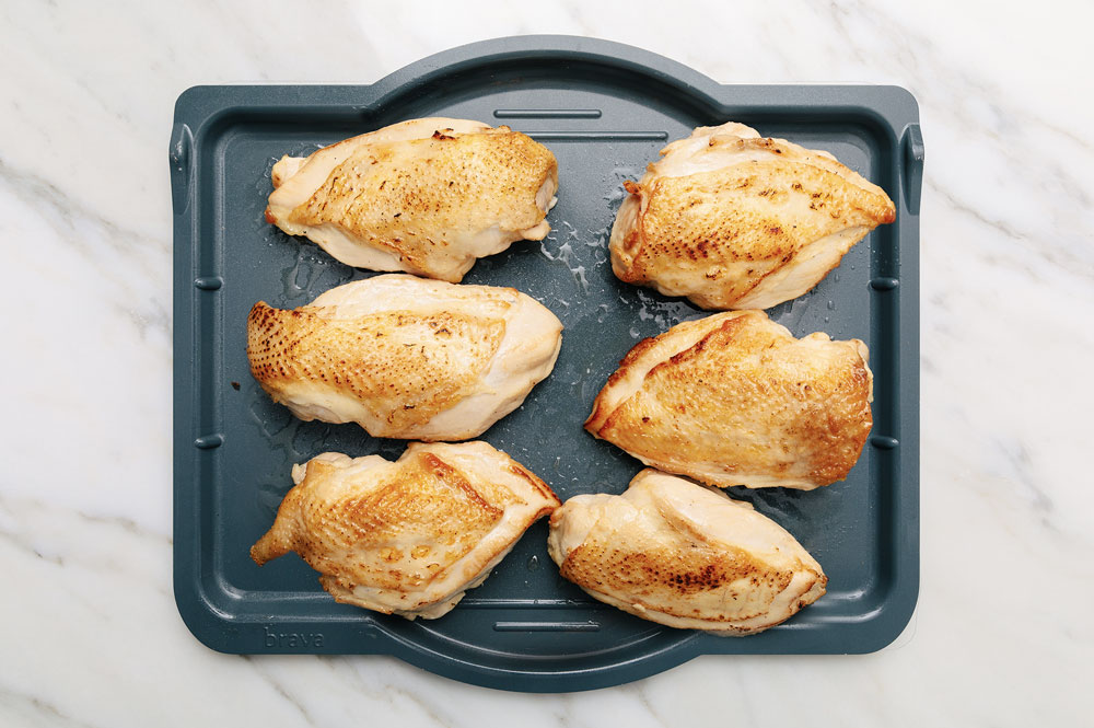Full Tray Roasted Chicken Breasts