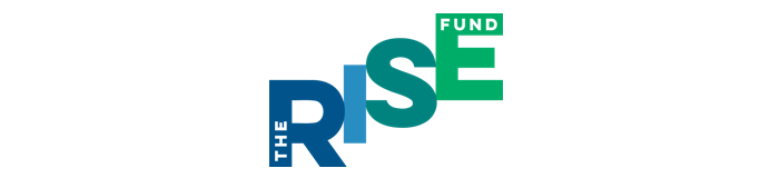 The Rise Fund Logo